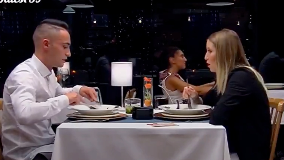 Susana y Miguel se han conocido en 'First Dates'.