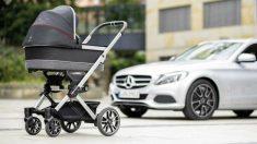 Avantgarde, el primer carrito de bebé de Mercedes-Benz