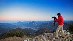 Guía de pasos para saber cómo fotografiar la luna