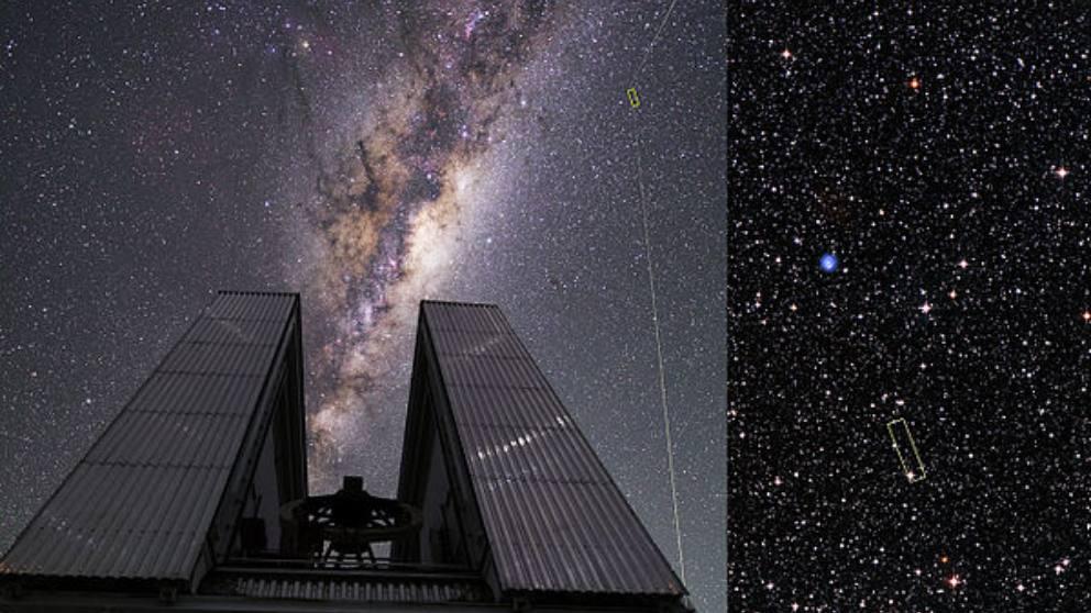 Descubre cómo es una de las estrellas más antiguas del universo en la Vía Láctea