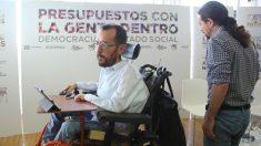 Pablo Echenique (Foto: Europa Press).