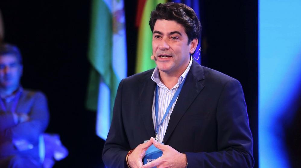 El alcalde de Alcorcón, David Pérez. (Foto. PP)