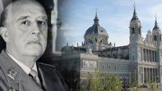 Francisco Franco y la Catedral de La Almudena