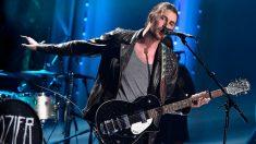 Andrew Hozier-Byrne, más conocido como Hozier, es un cantante y compositor irlandés. Foto: AFP