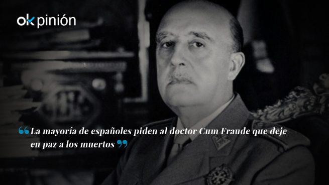 Franco vence de nuevo al Frente Popular