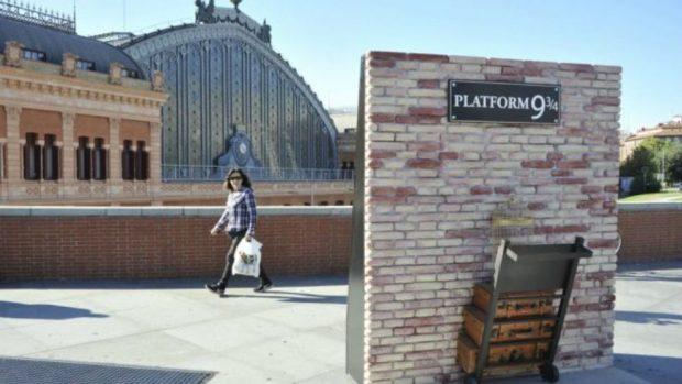 Planes Madrid puente de la Almudena