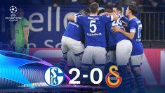 Champions League 2018: Schalke – Galatasaray | Partido de fútbol hoy.