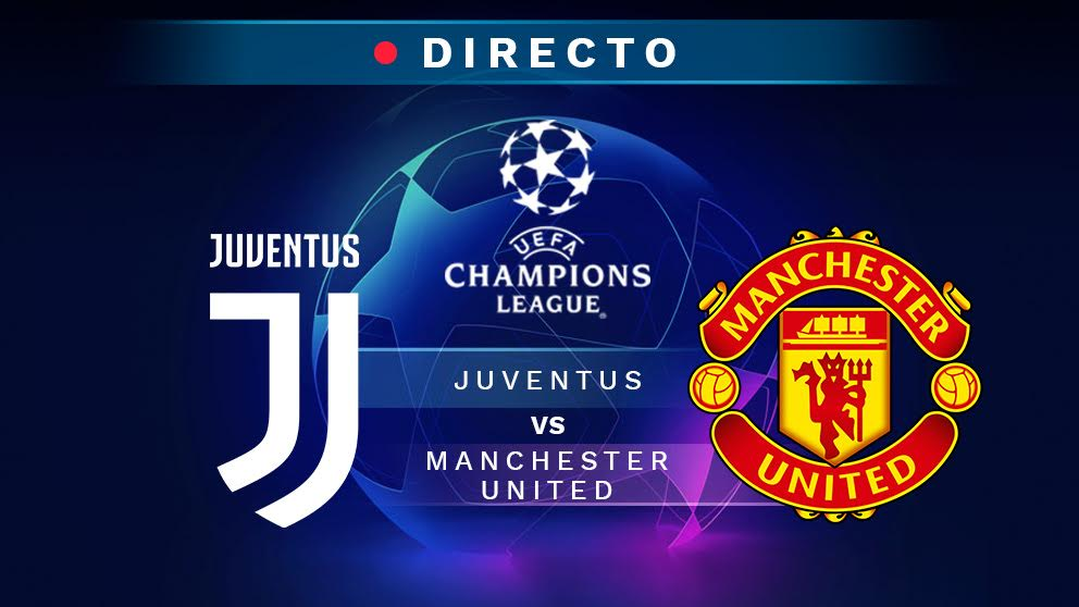 Champions League 2018-19: Juventus – Manchester United   Partido de fútbol hoy, en directo.
