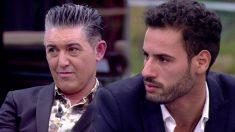 Ángel Garó o Asraf, uno de los dos saldrá esta noche de 'GH VIP 2018'. (Foto: Telecinco)