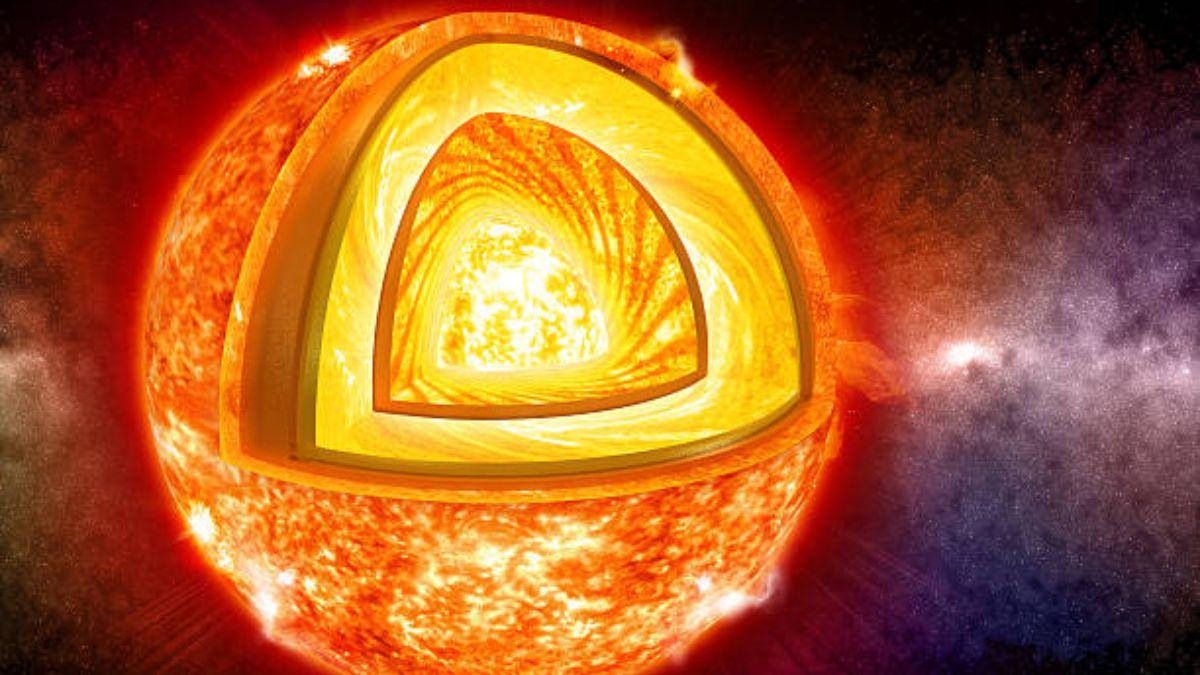 Descubre cuáles son las capas internas y externas del sol