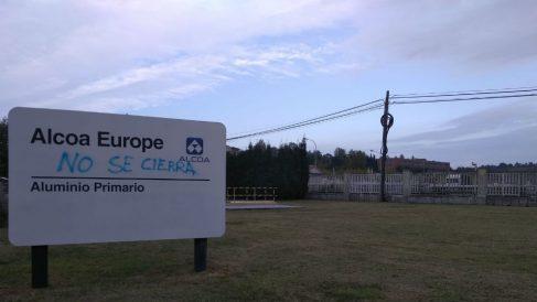 Unidos Podemos exige al Gobierno nacionalizar Alcoa si la empresa ratifica el cierre de sus plantas en A Coruña y Avilés