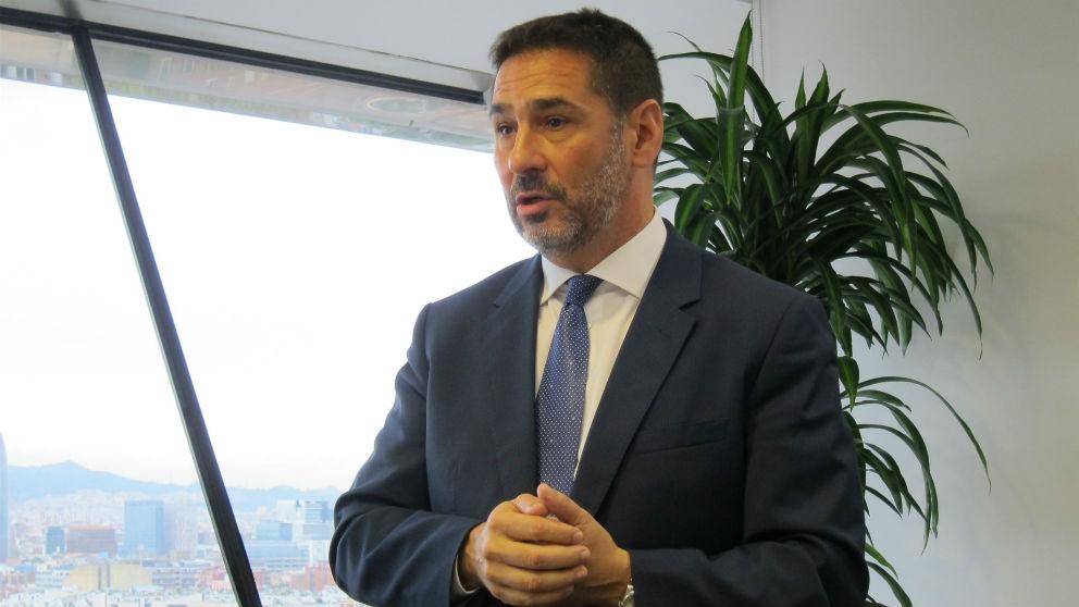 Juan Antonio Gómez-Pintado, presidente de Vía Célere (Foto: EP)