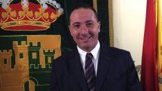 Ivan Fernandez Heras, alcalde de Serranillos del Valle.