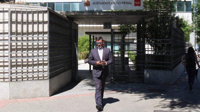 Jesús Sánchez, testigo del caso Cuadrifolio.