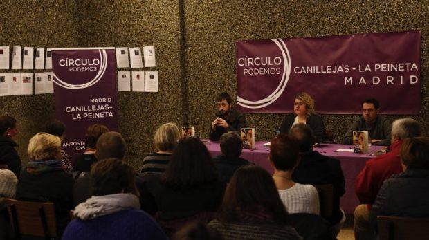 "Podemos llama ""mafia"" a OKDIARIO en un debate sobre periodismo sin periodistas"