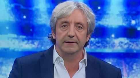 Josep Pedrerol, con su sorprendente nuevo look.