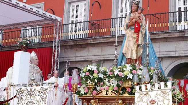 por que virgen almudena es la patrona de madrid