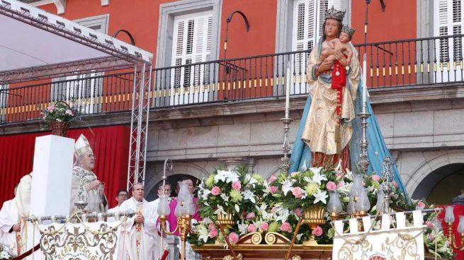 la Almudena de Madrid