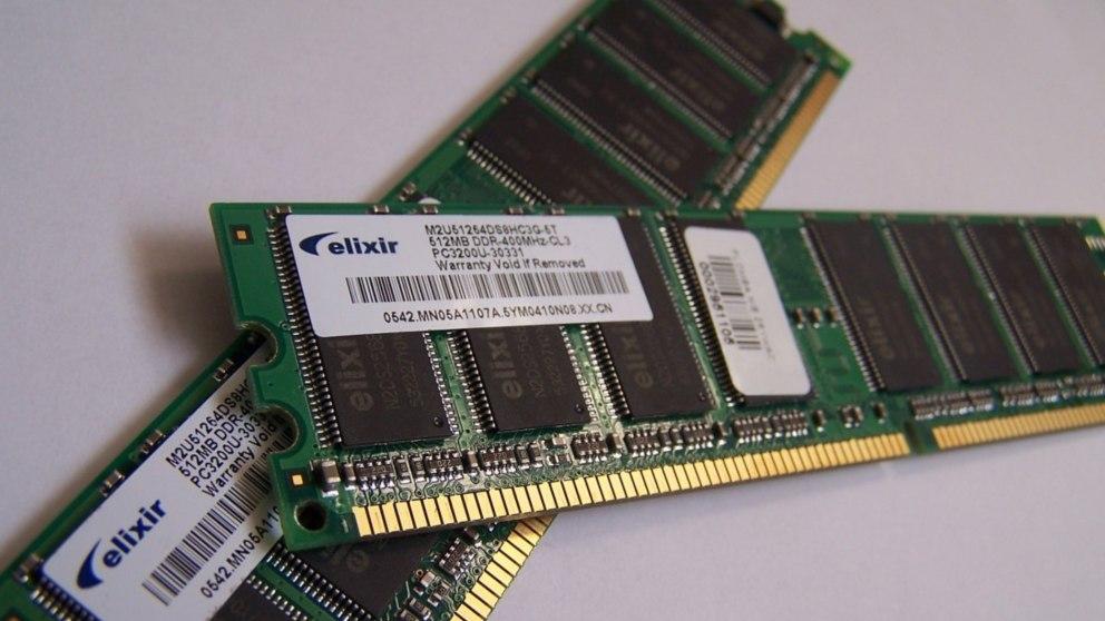 Qué es y para qué sirve una memoria RAM