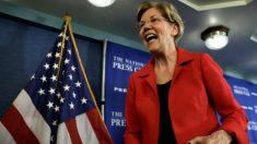 La senadora Warren de EEUU.