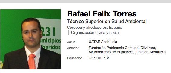 La asociación de autónomos premiada por Díaz está dirigida por miembros de la Ejecutiva del PSOE