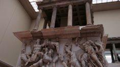 Altar de Pérgamo, en Berlín