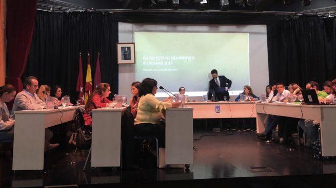 """Un portavoz de Podemos manda """"a la peluquería"""" a una vocal del PP en un Pleno municipal"""