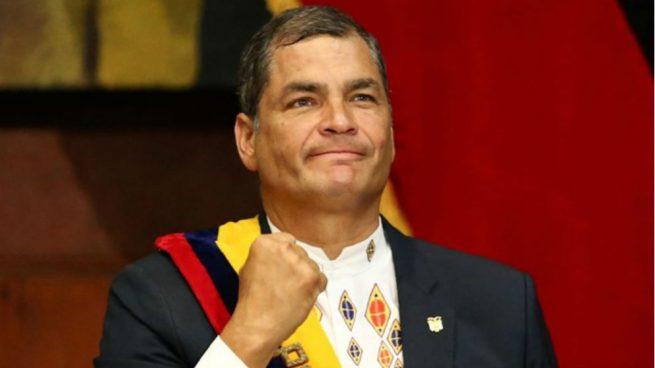 Correa-Ecuador