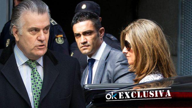 El chófer de Luis Bárcenas, Sergio Ríos