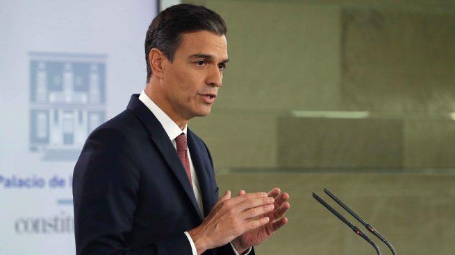 """Sánchez apela a una movilización """"serena"""" y """"moderada"""" ante el auge de partidos como VOX"""