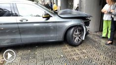 Accidente Barcelona