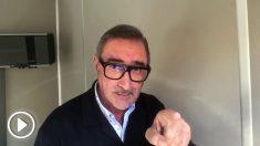 Carlos Herrera en su 'No sin mi palo selfie' de esta semana.