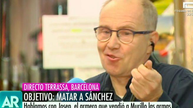 """El armero del 'francotirador' de Sánchez: """"Era muy malo, siempre quedaba último en los campeonatos"""""""