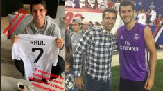 Morata y Raúl.