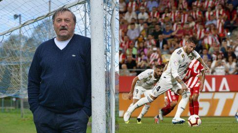 Antonin Panenka y Sergio Ramos.