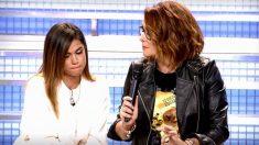 Toñi Moreno y Marina debaten hoy en 'MYHYV'