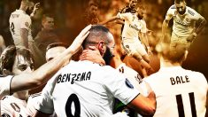 Benzema ha superado temporalmente su sequía goleadora.