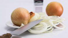 La cebolla tiene muchos beneficios para el cabello