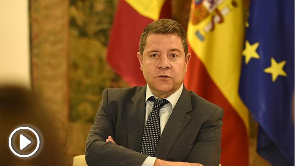 Emiliano García-Page, presidente de Castilla-La Mancha. (EP)