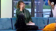 Mónica llora por la expulsión de Ángel en 'GH VIP 2018'