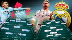 El Madrid visita uno de sus campos malditos de Primera División.