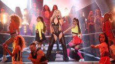 Mimi y su espectacular interpretación de Christina Aguilera