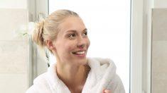 El aceite de baño es muy beneficioso para la piel