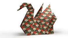 El origami es una manualidad muy relajante