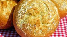 El pan integral es más rico en fibra