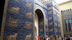 La  reconstrucción de la Puerta de Ishtar