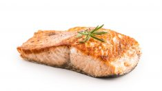 Receta de salmón al vapor al microondas