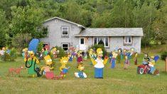El creador de Los Simpson es Matt Groening
