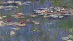 Nenúfares de Claude Monet