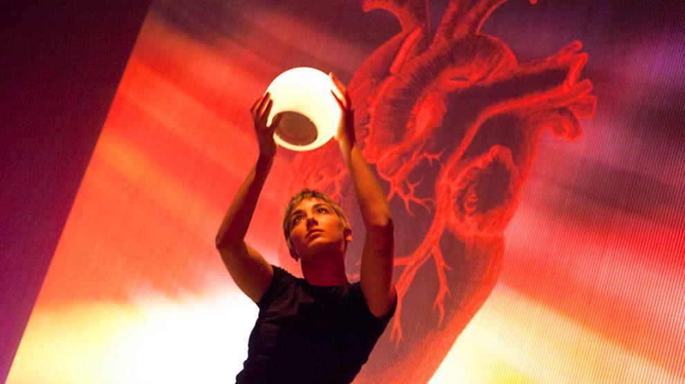 Bailando la ciencia (Foto: Fundación La Caixa)